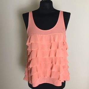 Coral Tier Tank NWT